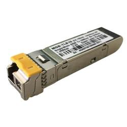 PLANET MGB-TLB10 SFP-Port 1000BASE-BX (Single Mode) LC (WDM, TX:1550nm) mini-GBIC module-10km (-40~75